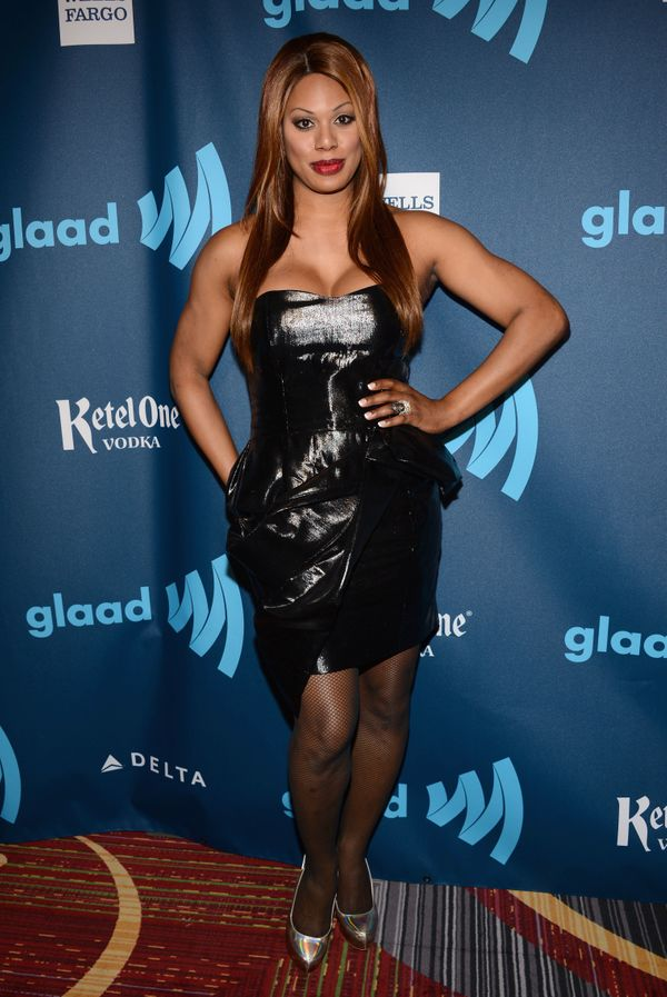 Atthe 24th Annual GLAAD Media Awards on March 16 in New York City.