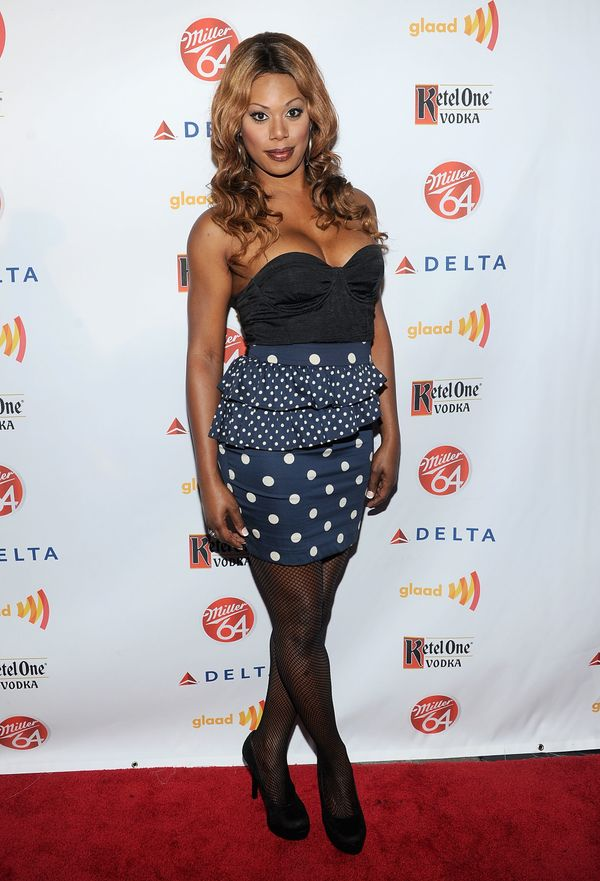 At theGLAAD Manhattan Summer Event on Aug. 7 in New York City.