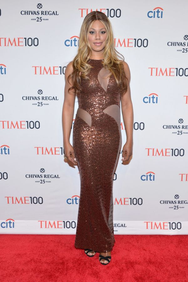 At the Time 100 Gala at Lincoln Center on April 29 in New York City.
