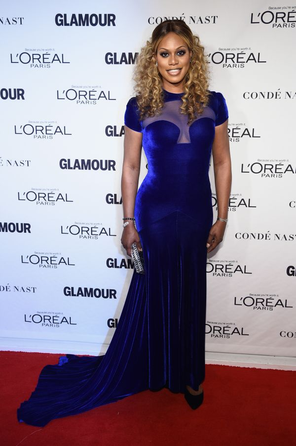 At the Glamour 2014 Women of the Year Awards at Carnegie Hall on Nov. 10in New York City.