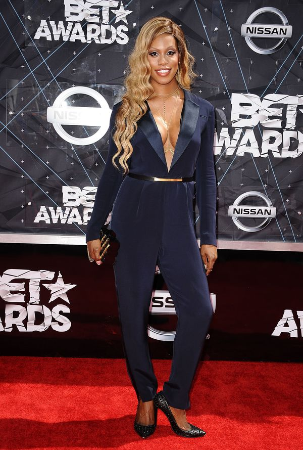 Atthe 2015 BET Awards at Microsoft Theater on June 28 in Los Angeles.