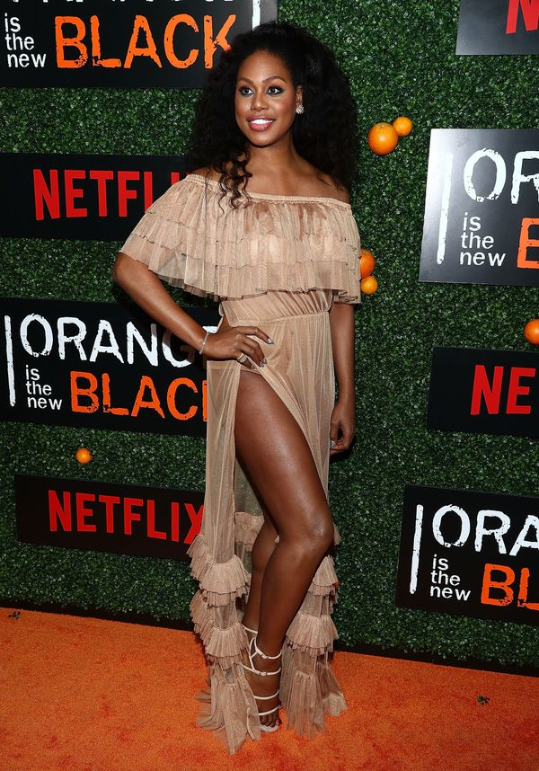 """At an """"Orange Is the New Black"""" Season 5 celebration at Catch on June 9 in New York City."""