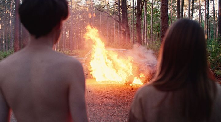 """""""The End of the F***ing World"""" on Netflix."""