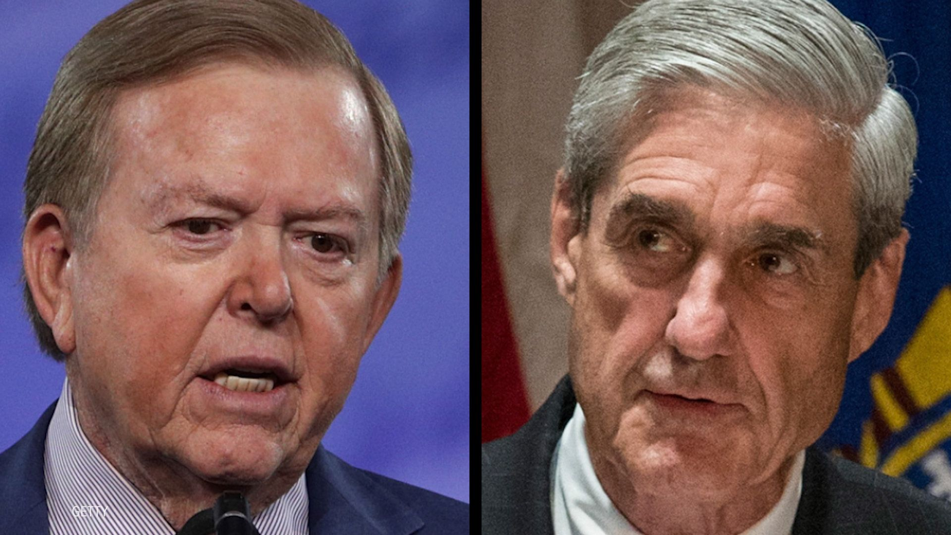 Lou Dobbs unleashed on special counsel Mueller and vehemently defended President Trump