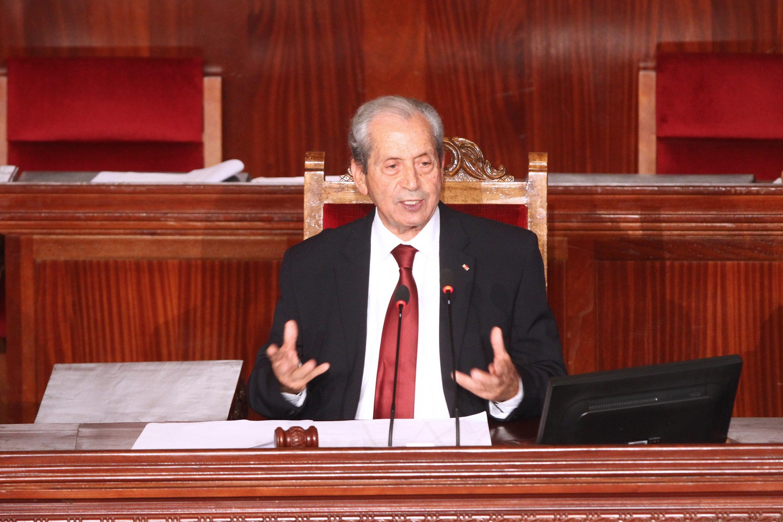 Mohamed Ennaceur dresse les objectifs pour la prochaine session