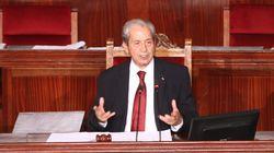 Selon Mohamed Ennaceur, il est indispensable d'adopter la loi relative à la répression des atteintes contre les forces