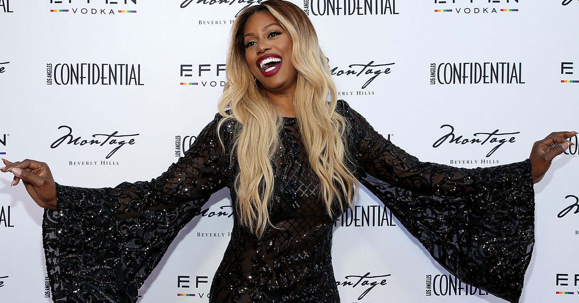 45 Glorious Photos Of Laverne Cox's Style, Past And Present