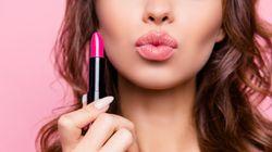 세계에서 가장 인기 있는 립스틱 색깔이