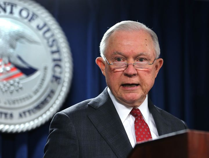 Attorney General Jeff Sessionsis among the administration officials set to visit an Arkansas school thattrains so