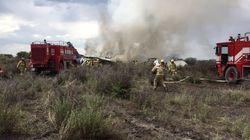 Flugzeug in Mexiko stürzt ab – alle 103 Insassen