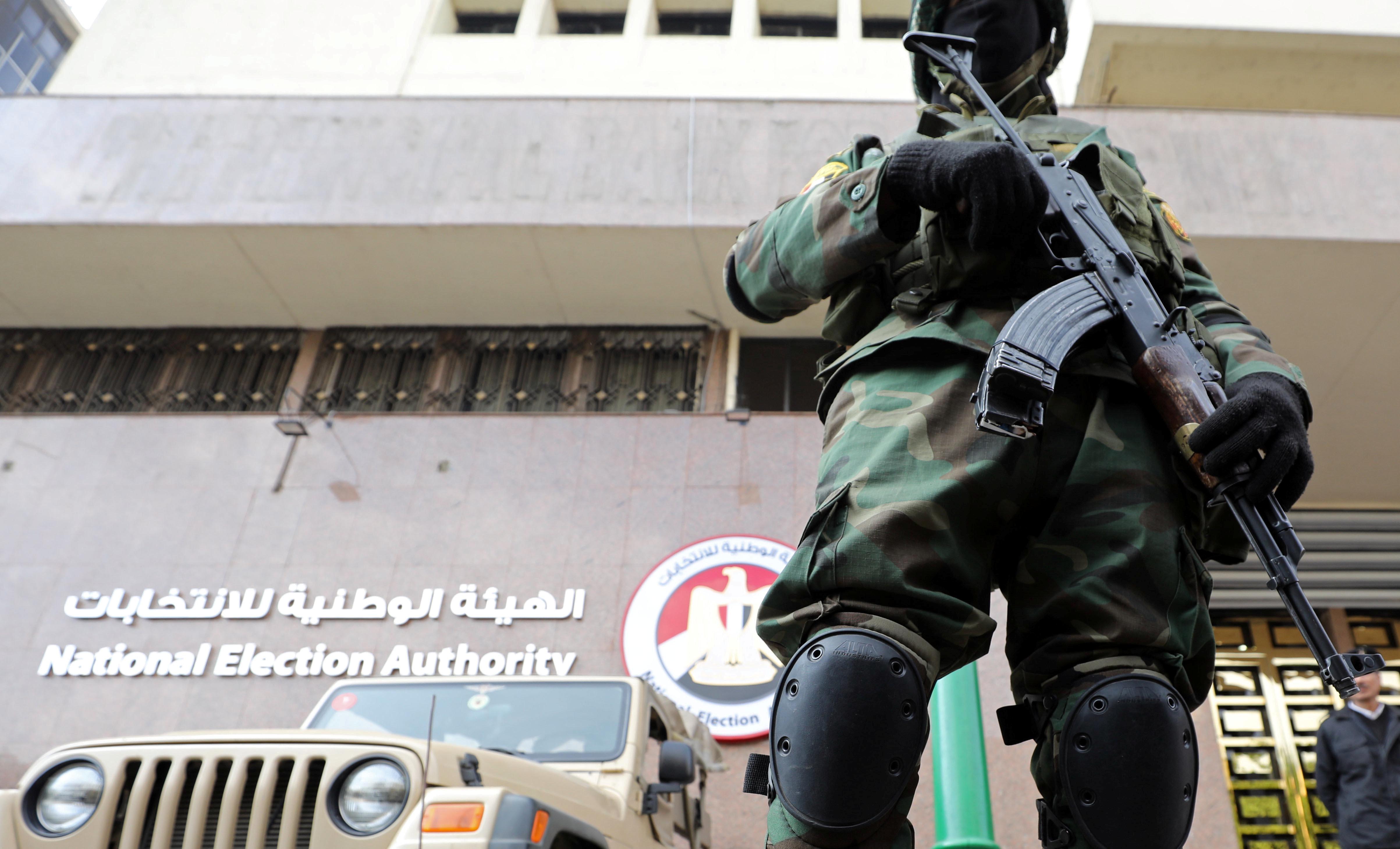 Αίγυπτος: Πέντε φερόμενοι ισλαμιστές νεκροί σε επιχείρηση βόρεια του