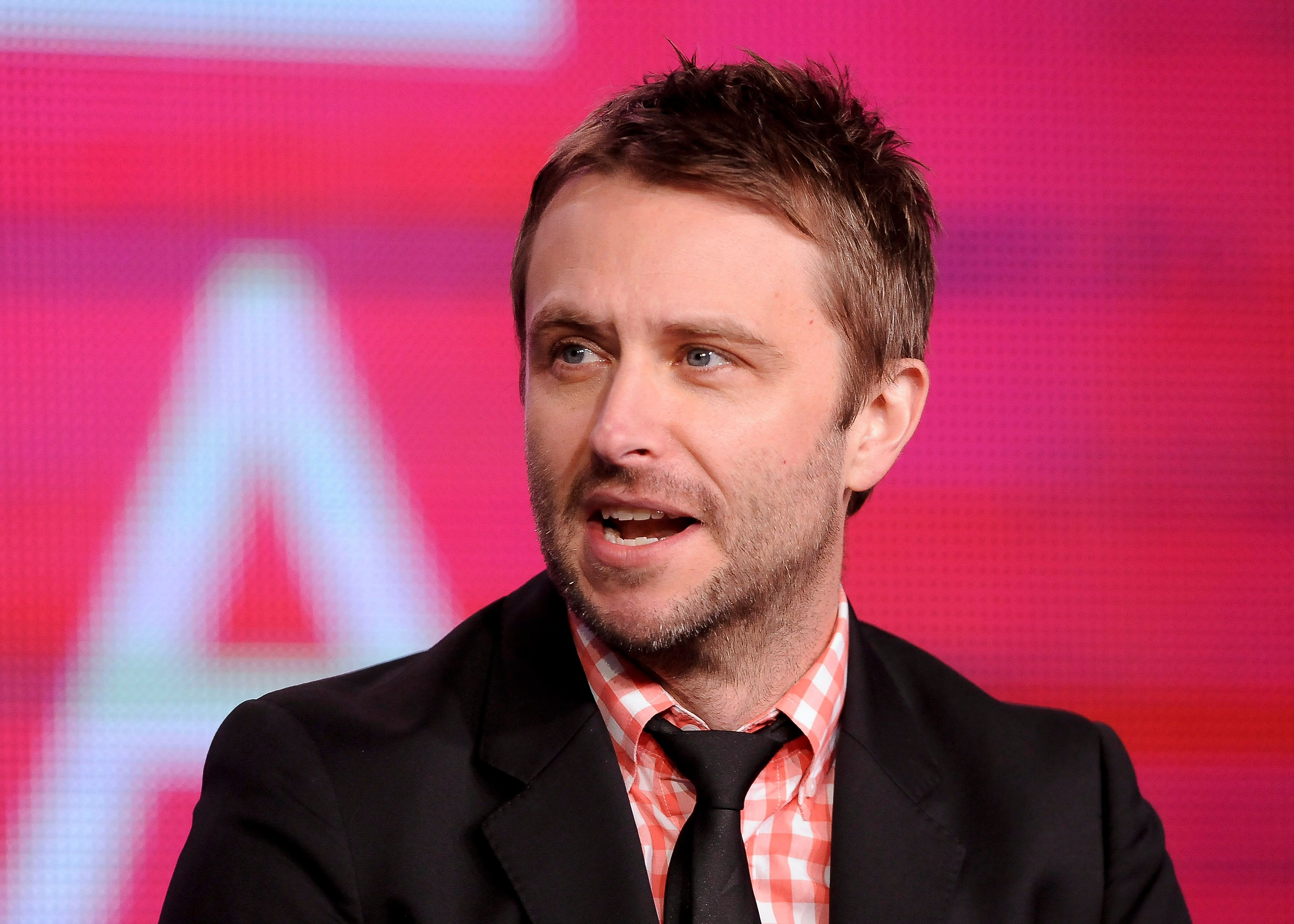 """Chris Hardwick will serve as a guest host of """"America's Got Talent"""" and will return as host for season thre"""
