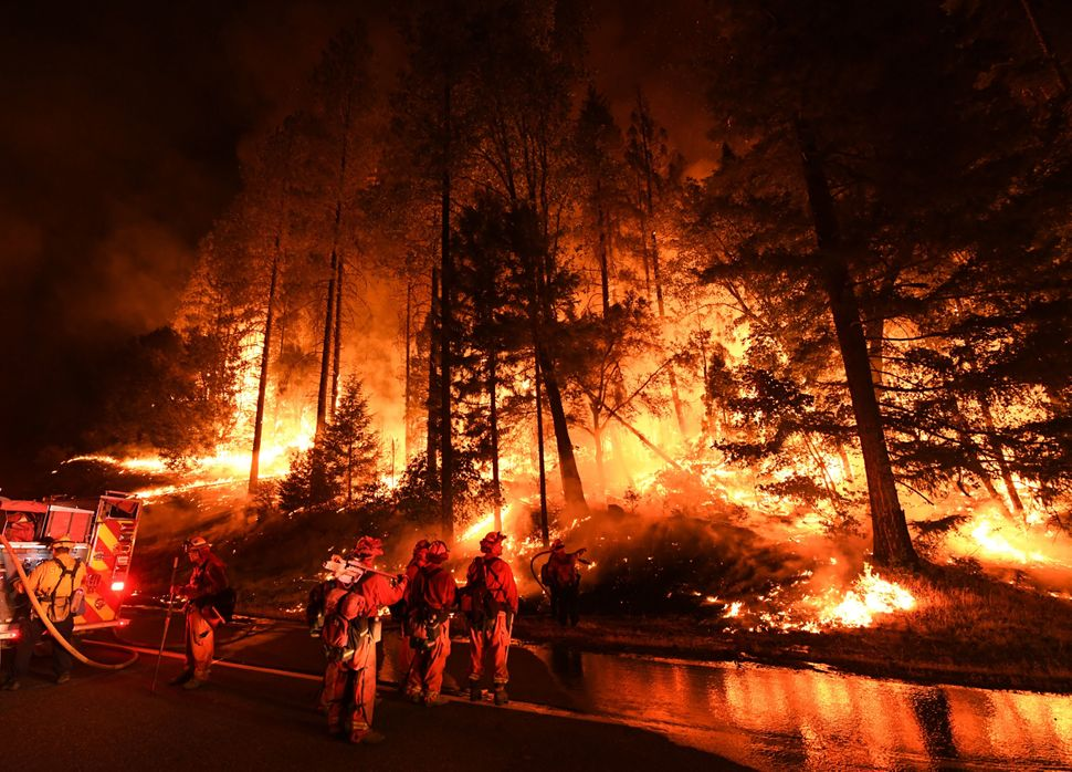 As of Wednesday morning, the Carr Fire was theseventh most destructive wildfire in California history, fire officials s