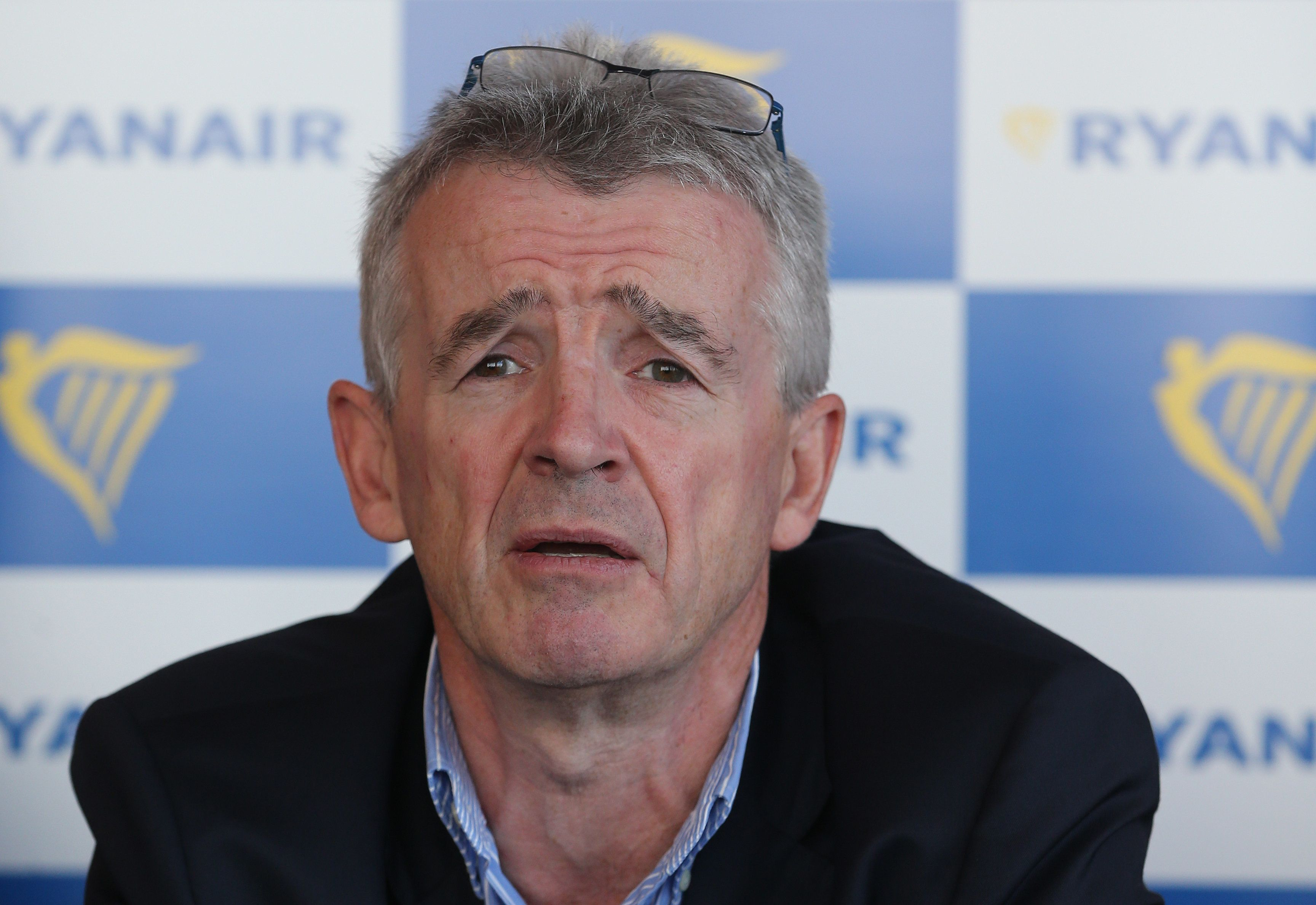 Ryanair Boss Michael O'Leary Waived €1m Bonus Over Cancelled Flights Last