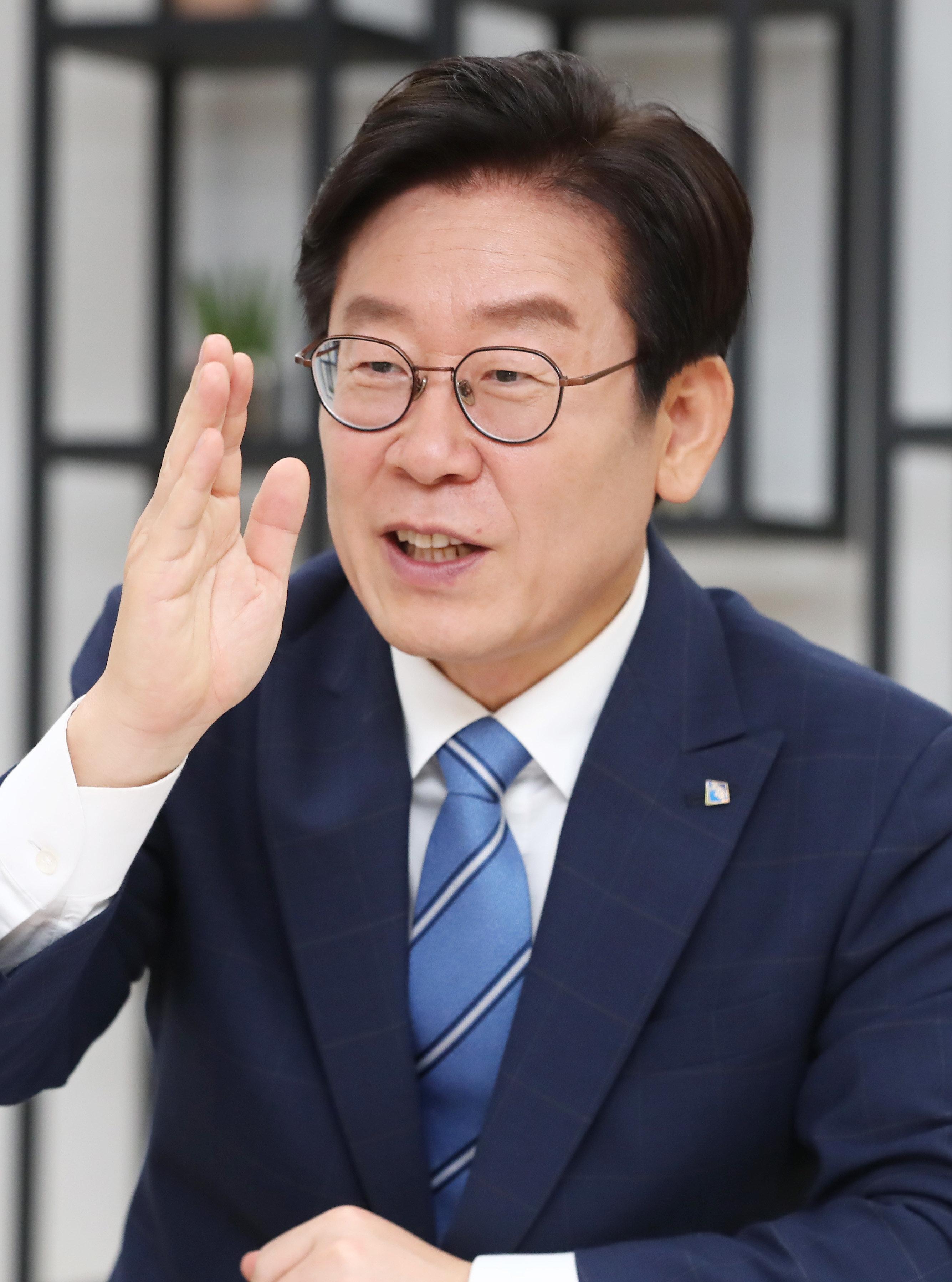 """""""심각한 명예훼손"""" 이재명 반발에 그알 제작진이 밝힌 입장 (전문)"""