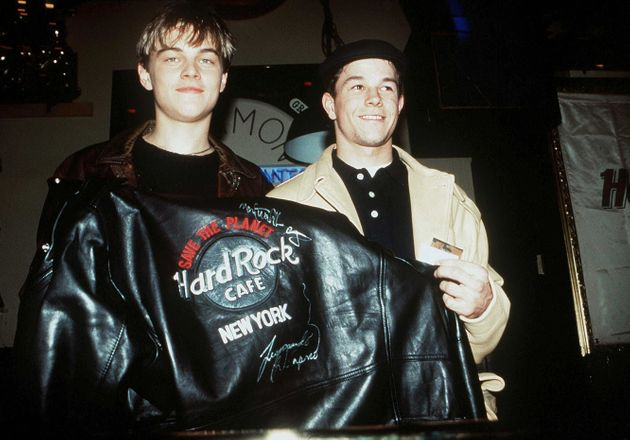 Leo and Mark in