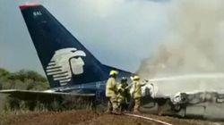 103 Survive Plane Crash In