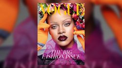 Rihanna Becomes First Black Woman On The Cover Of Vogue's September