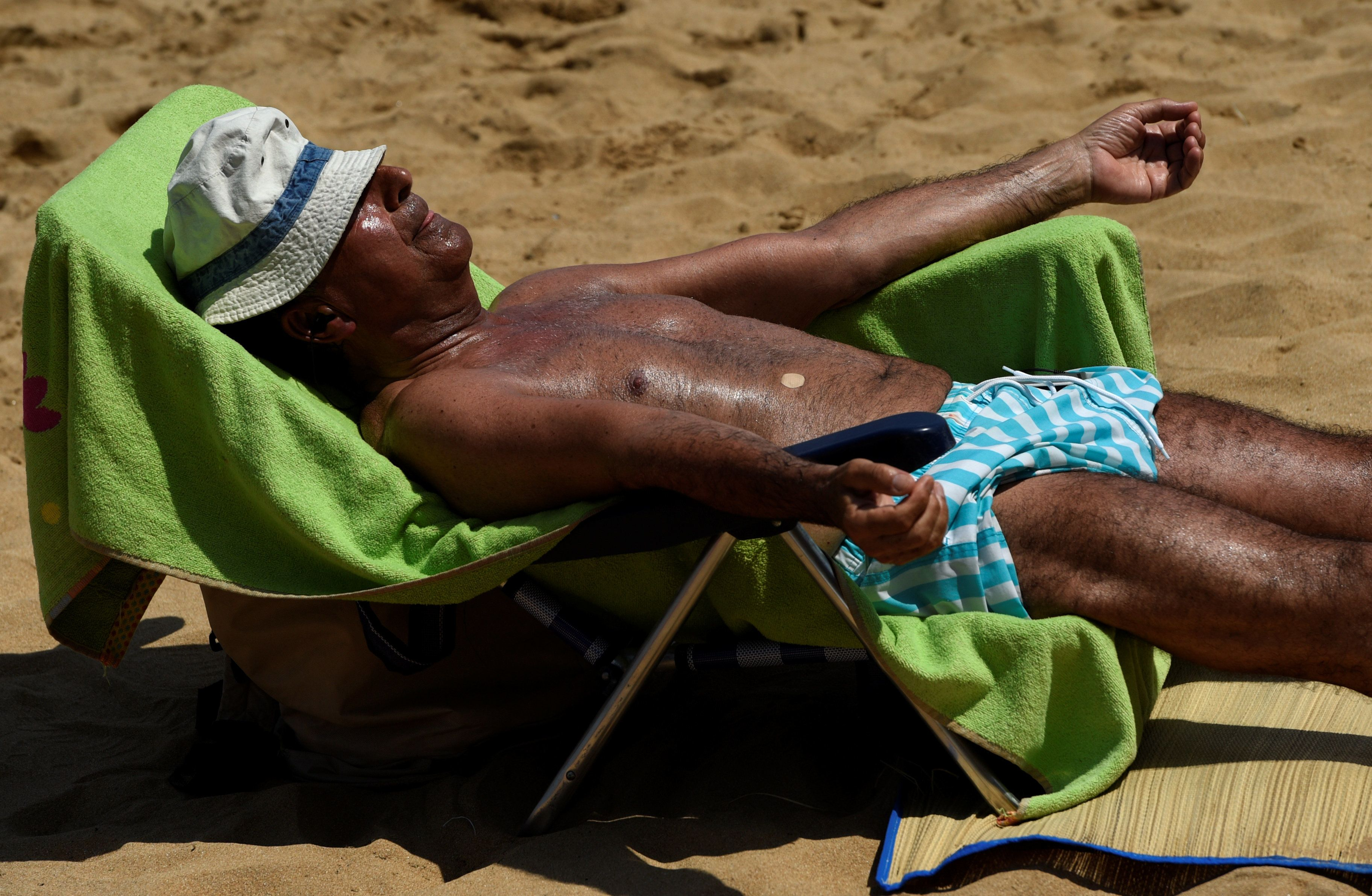 It Will Be A Sizzling 31C In The UK By Friday, But Parts Of Europe Could Reach