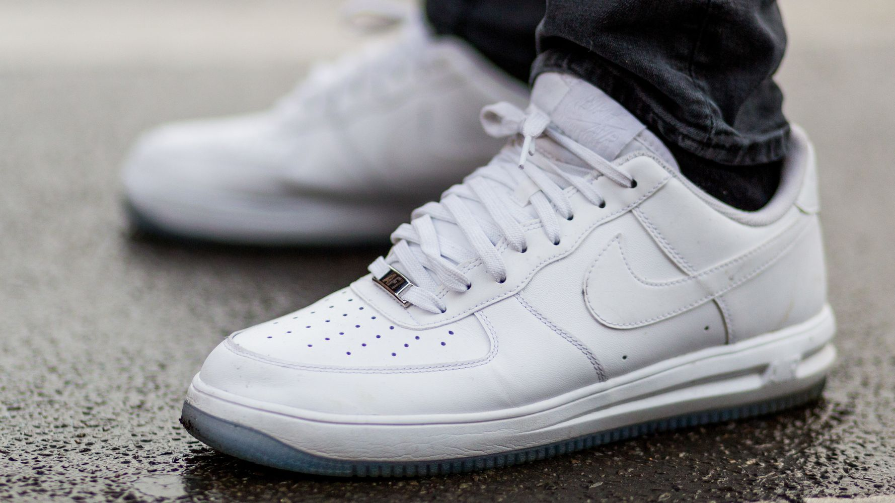 Another All White Sneaker Is In The Works, This Time By Way