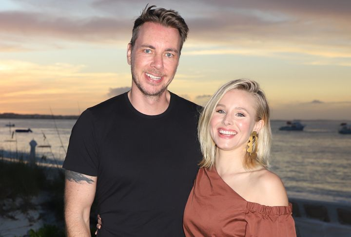 Bell and her husband, actor Dax Shepard, have found success in explaining the reason behind their requests for their daughters.