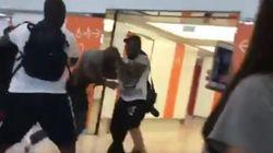 Booba et Kaaris se bagarrent à l'aéroport de Paris Orly et retardent plusieurs