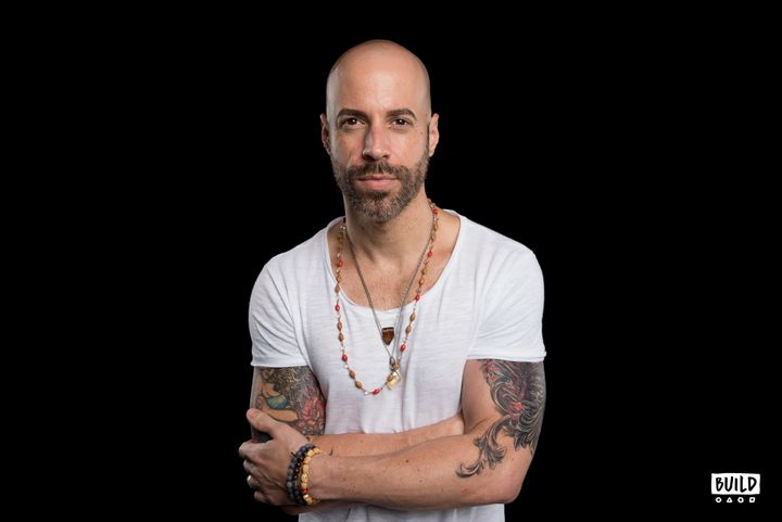 """Chris Daughtry's band, Daughtry, recently released """"Cage to Rattle,"""" the group's first new full-length studio album in five years."""