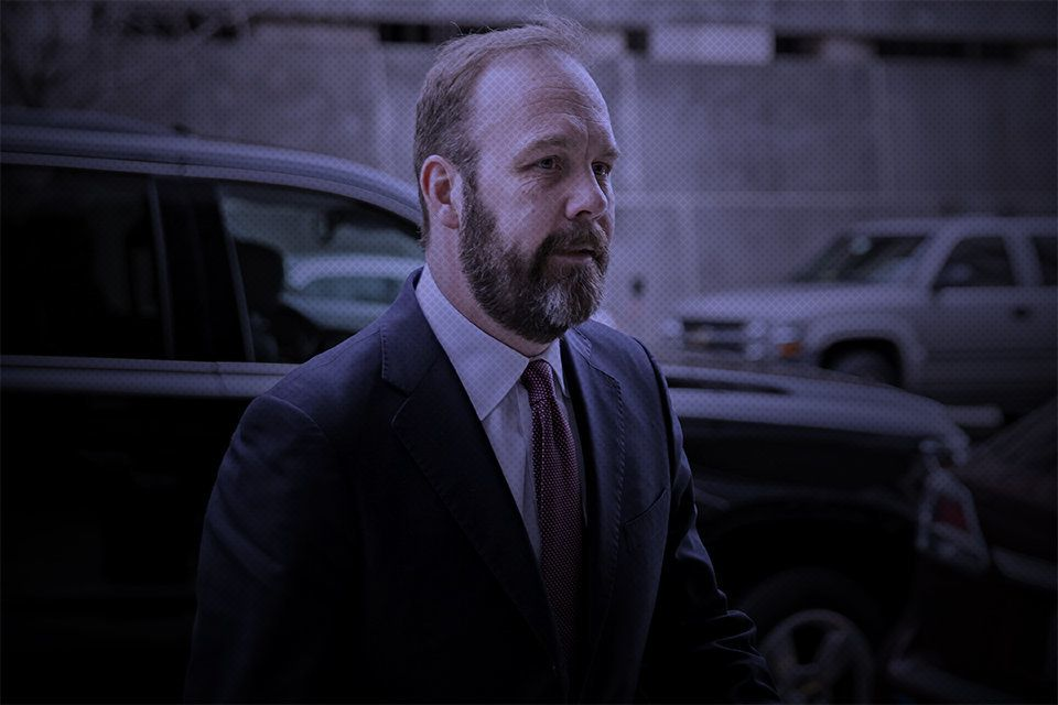 Rick Gates the star witness in the case against Trump campaign manager Paul Manafort