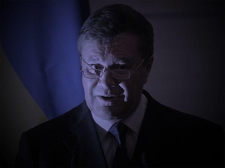 Ousted former Ukrainian President Viktor Yanukovych was a client of Paul Manafort's.