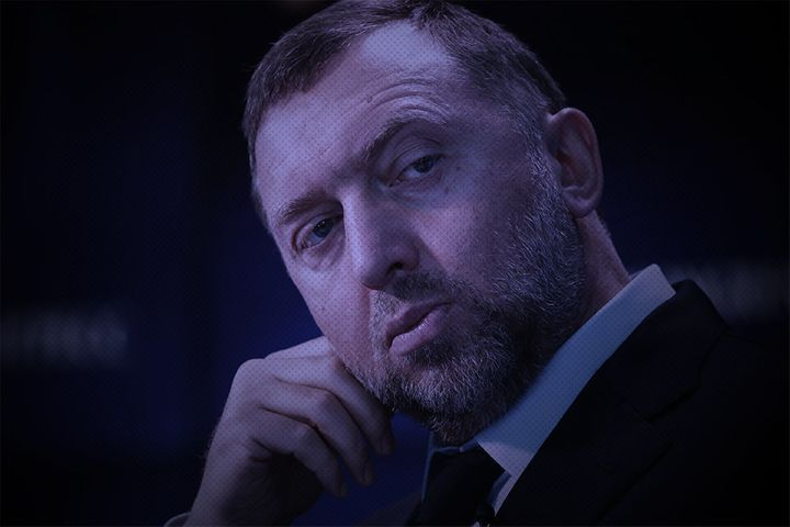 Russian aluminum tycoon Oleg Deripaska has ties to both Manafort and Russian President Vladimir Putin.