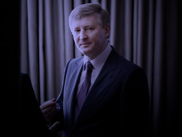 Ukrainian oligarch Rinat Leonidovych Akhmetov is another former client of Manafort's.