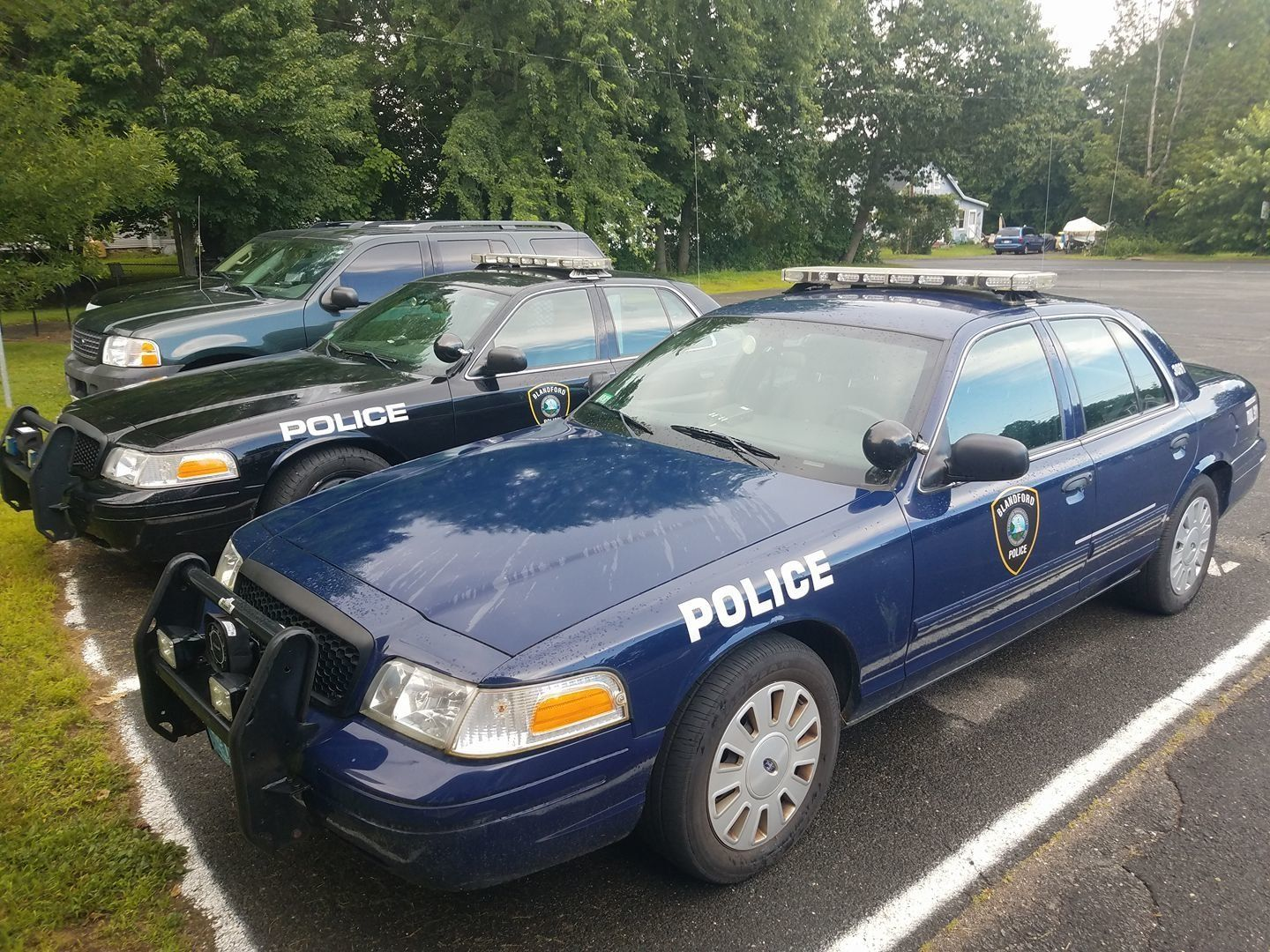An entire police force in a Western Massachusetts town resigned this week