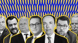 Guía para conocer a los líderes de extrema derecha que están rompiendo