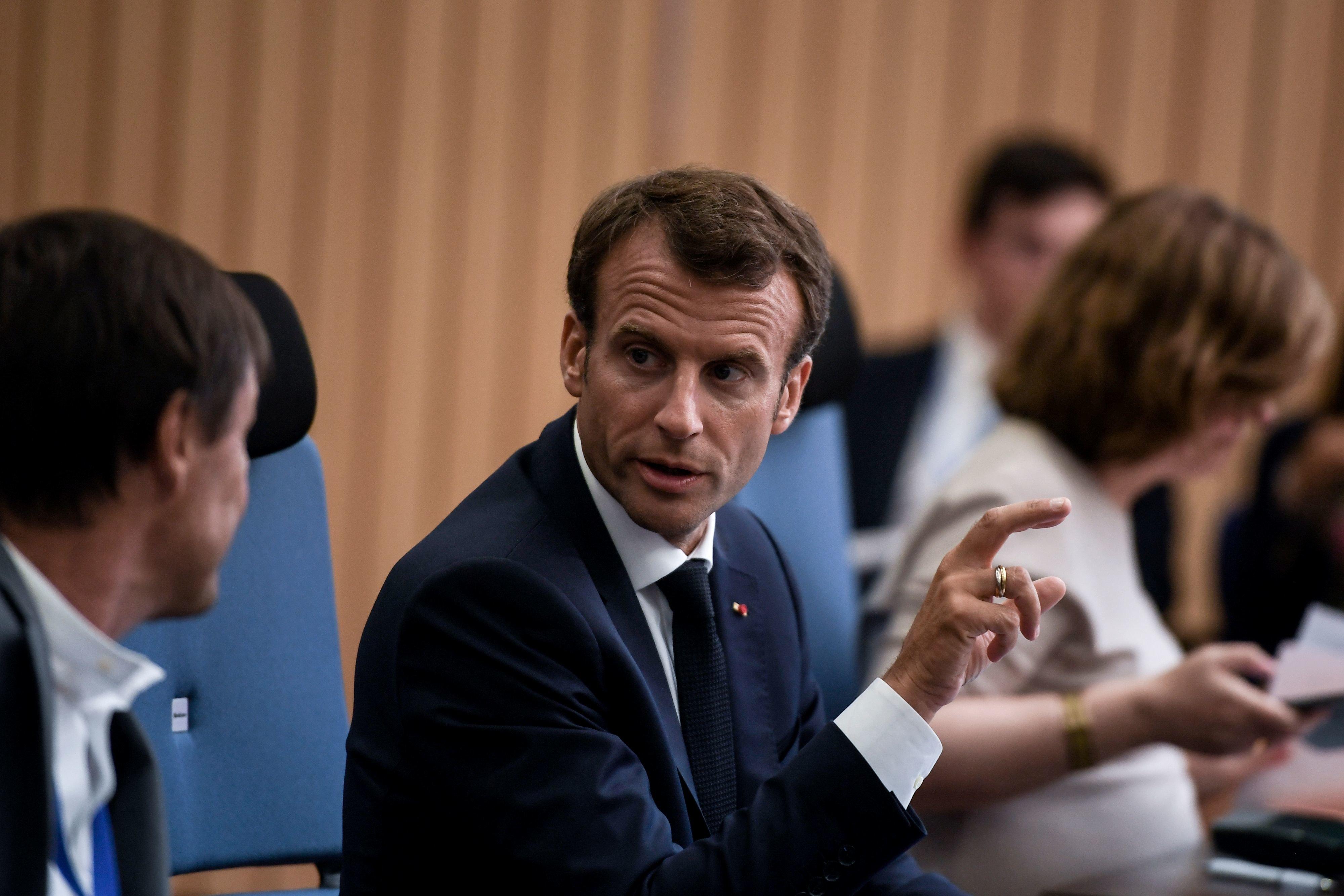 Skandal um Bodyguard lässt Macron in Umfrage auf Rekordtief abstürzen – ein Wert ist besonders