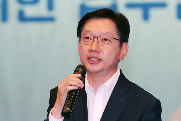 김경수 경남지사가 김경수 변호사를