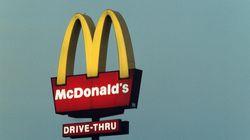 캐나다 맥도날드가 임산부에게 세제 섞인 라떼를