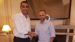 Djamel Belmadi nouveau sélectionneur