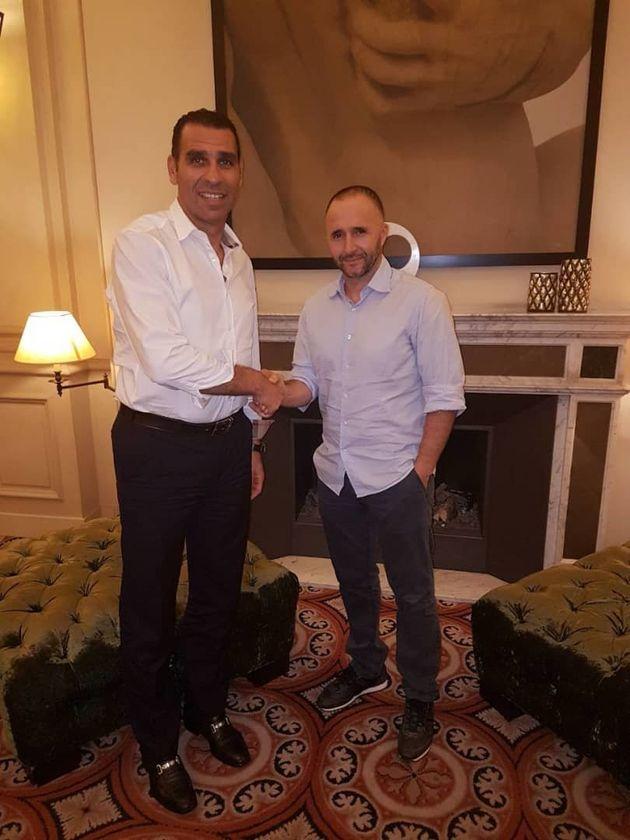 Djamel Belmadi nouveau selectionneur
