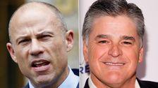 Michael Avenatti Gets Into It With Sean Hannity On Twitter: 'Let's Go Big Boy'