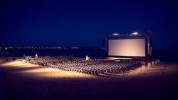 Tlemcen : Ouverture de la 2e édition du ciné plage à