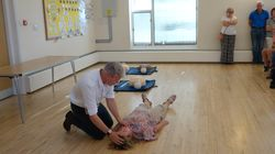 A Stranger Saved My Life After I Went Into Cardiac Arrest, Now I Teach CPR For Free