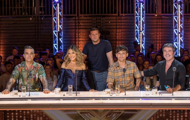 Sharon will still serve as a fifth judge on this year's panel