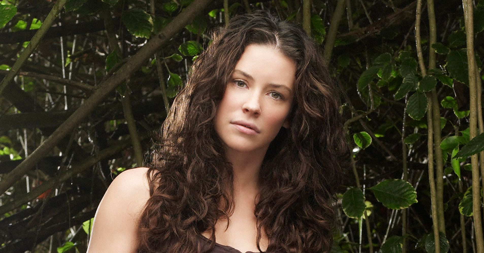 from Andrew naked photos of evangeline lilly