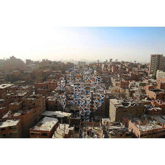 Interview avec eL Seed: Le calligraffeur tunisien sort bientôt un nouveau