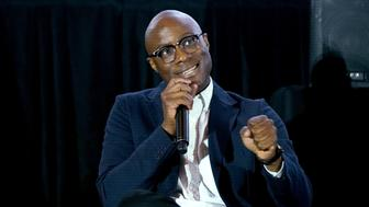 NEW ORLEANS, LA - JULY 06:  Barry Jenkins speaks onstage at 'If Beale Street Could Talk' Movie Cast and Filmmakers at Essence Festival 2018 on July 6, 2018 in New Orleans, Louisiana.  (Photo by Bennett Raglin/Getty Images for Annapurna)