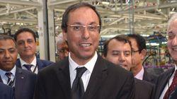 Amara, ministre de l'Economie par intérim après le limogeage de