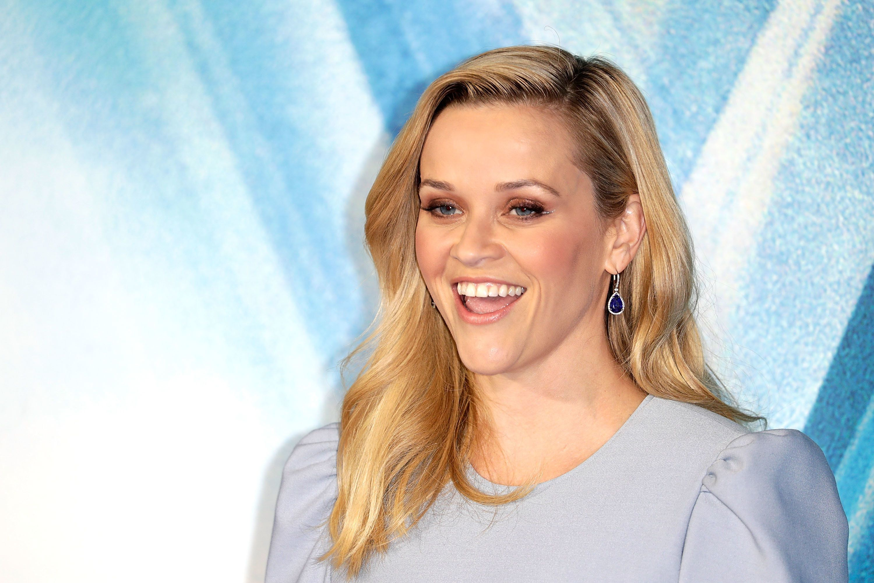 LONDON, ENGLAND - MARCH 13:  Reese Witherspoon attends the European Premiere of 'A Wrinkle In Time' at BFI IMAX on March 13, 2018 in London, England.  (Photo by John Phillips/John Phillips/Getty Images)