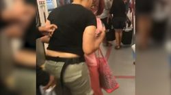 Toronto Passenger Tells Woman To 'Go Back To