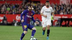 Les billets pour le match Barça-Séville à Tanger mis en vente ce