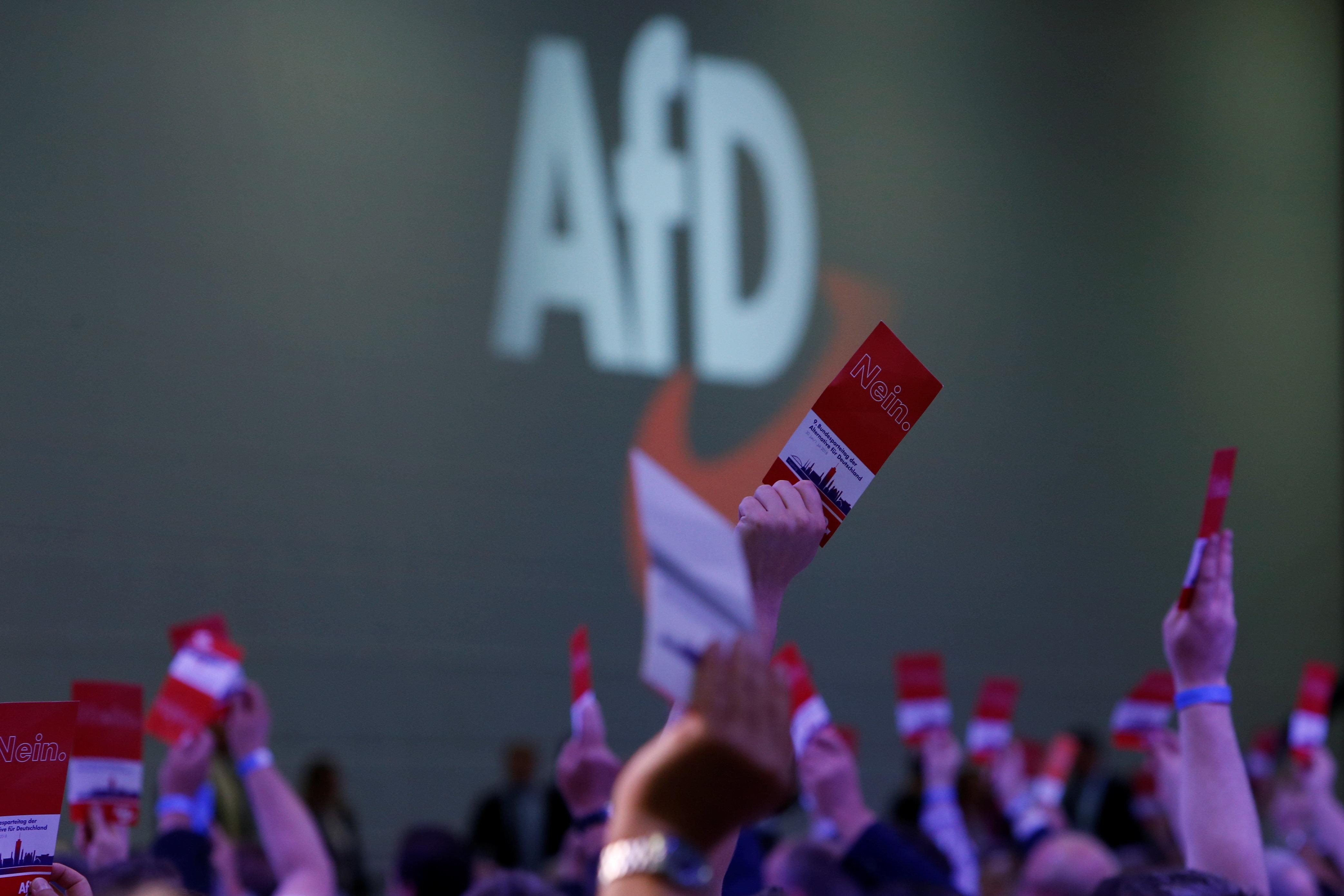 Ηγέτης τοπικής νεολαίας του AfD αποκαλεί «προδότη» τον άνθρωπο που προσπάθησε να δολοφονήσει το